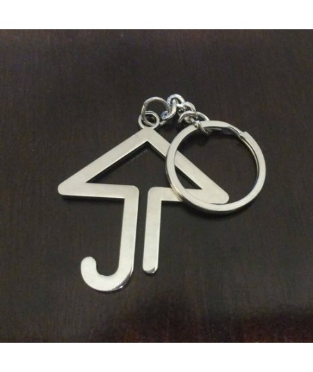Connect (logo only) Keychain